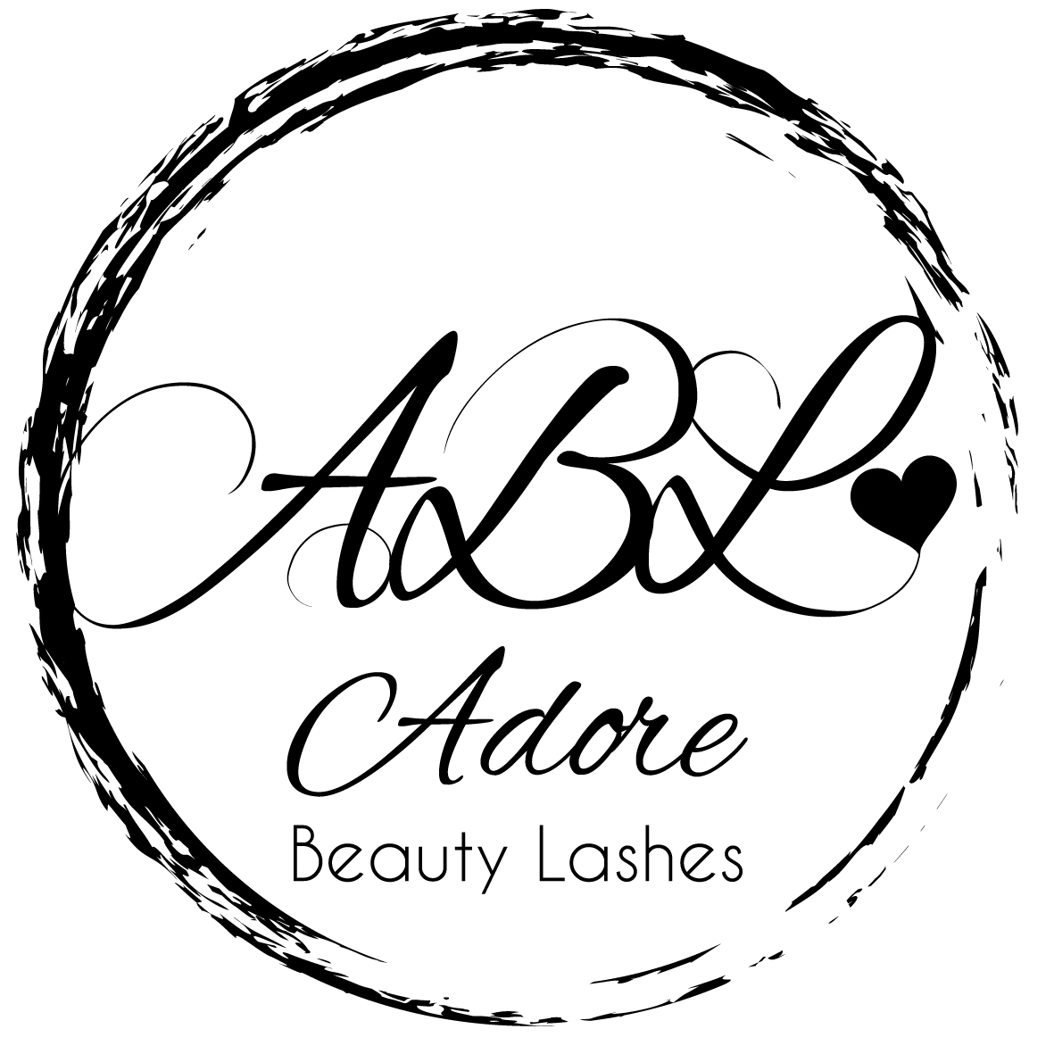Adore Beauty Lashes logo