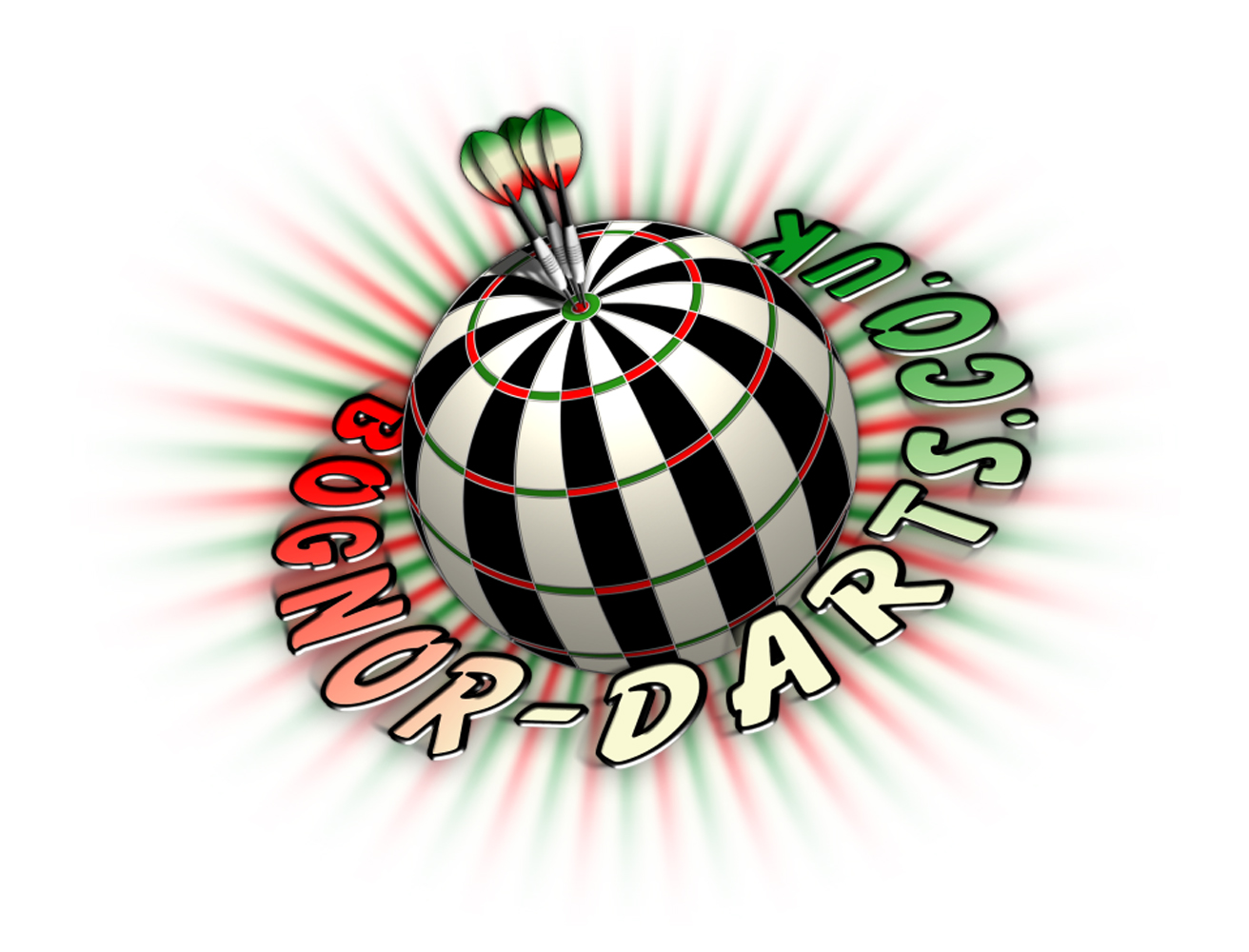 Bognor Darts logo
