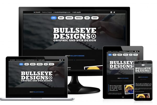 Bullseye Designs Website group