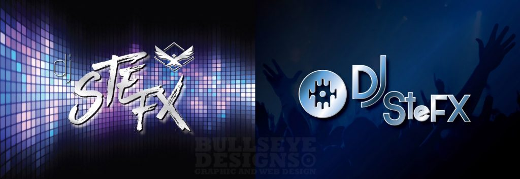 DJ SteFX logos v1
