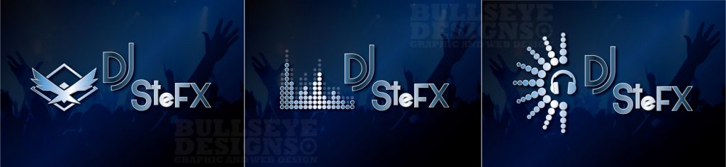 DJ SteFX logos v2