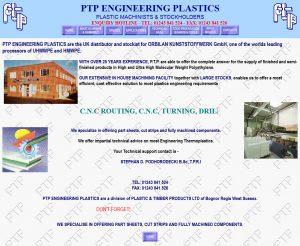 Old PTP Website