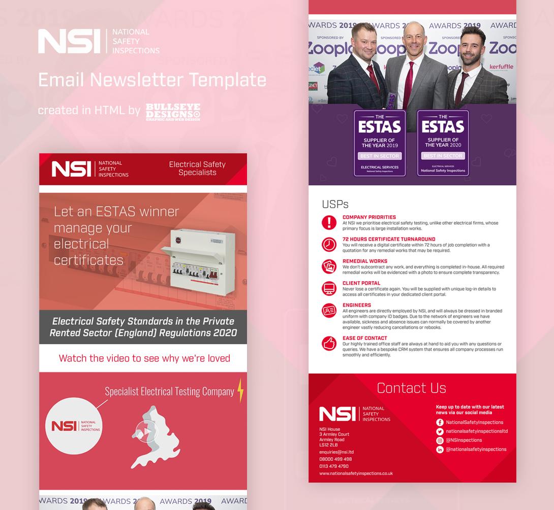NSI Email Newsletter
