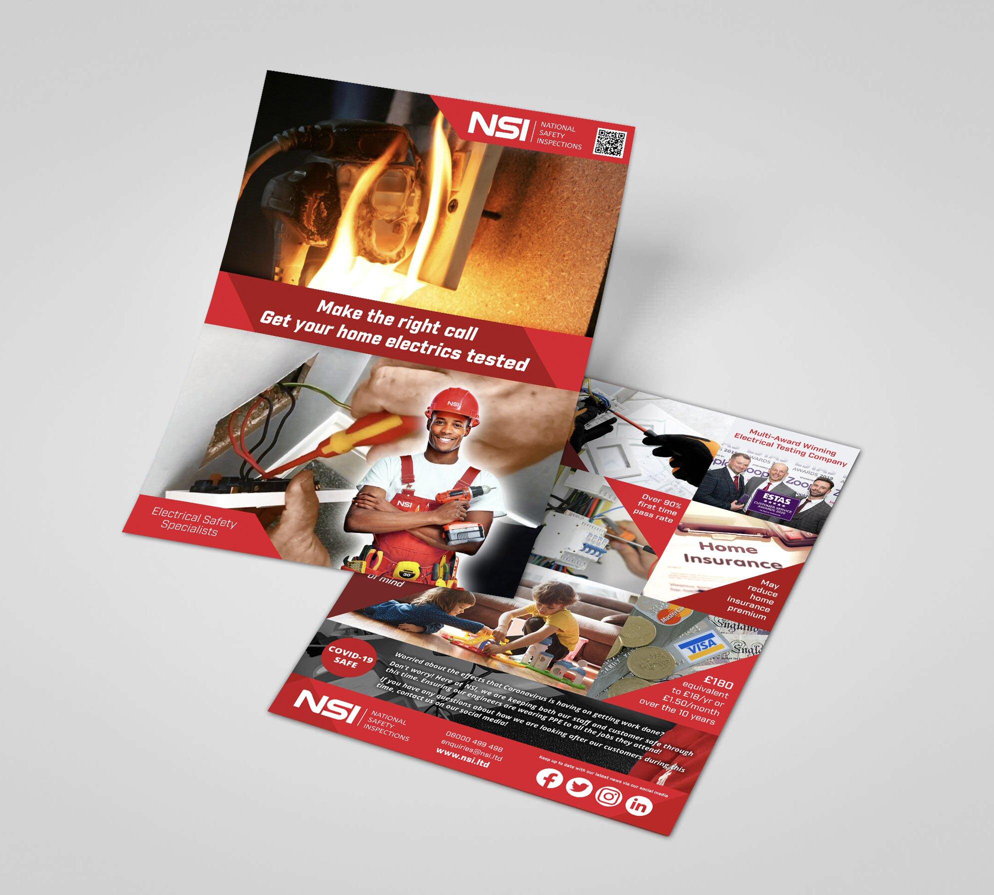 NSI Fire Leaflet