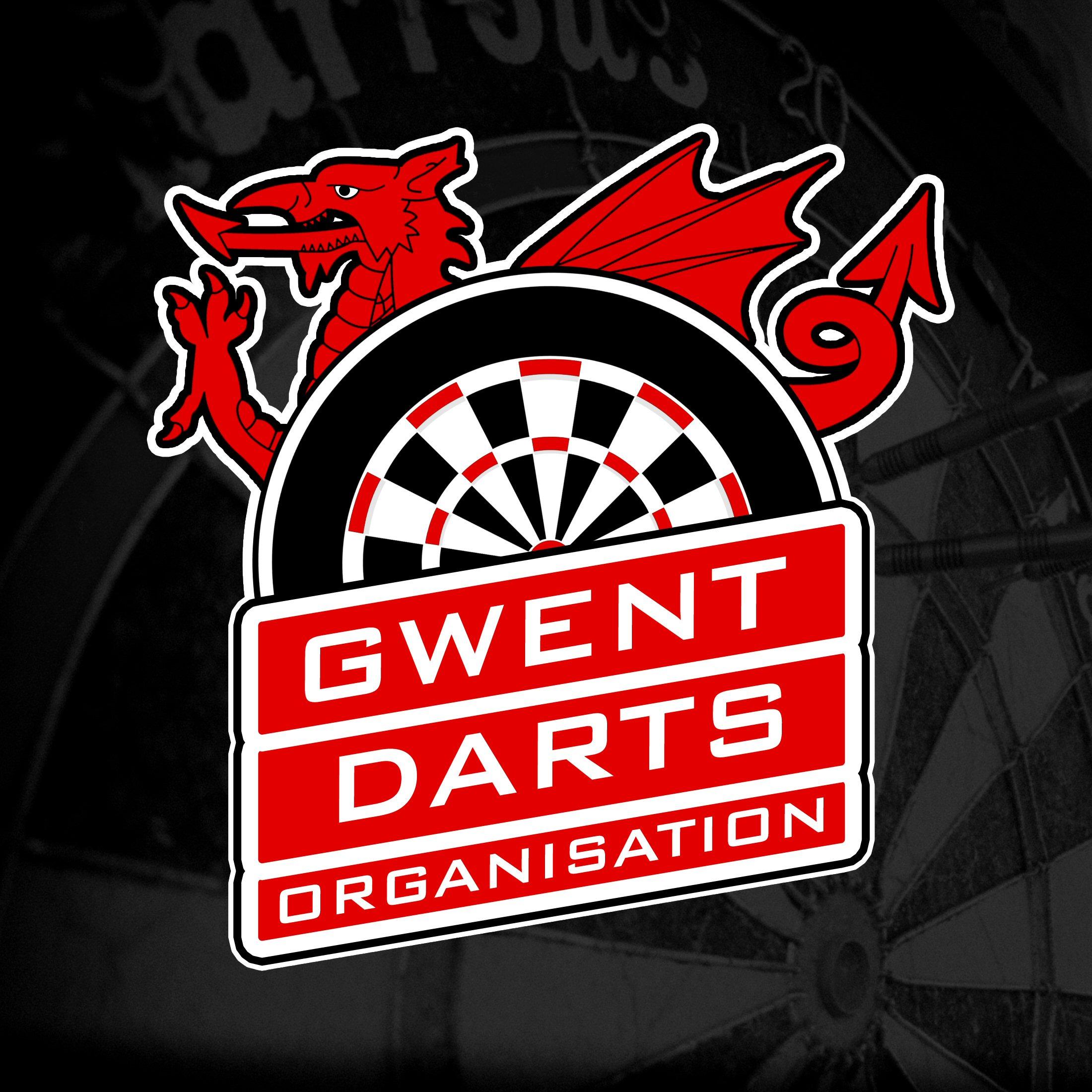 Gwent Darts Org logo 2021