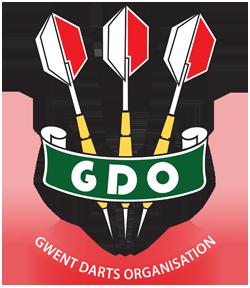 old Gwent Darts Org logo